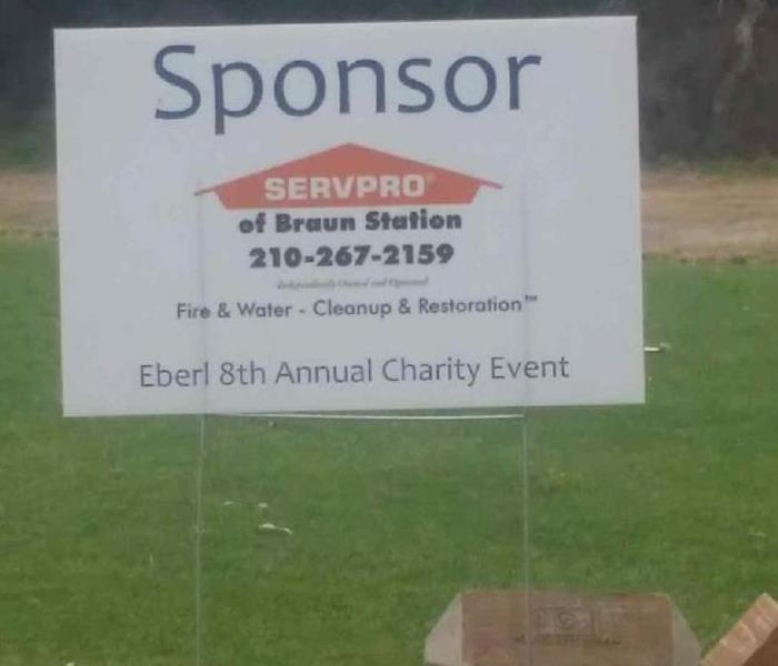 2014 SERVPRO and Eberl Charity Golf Event