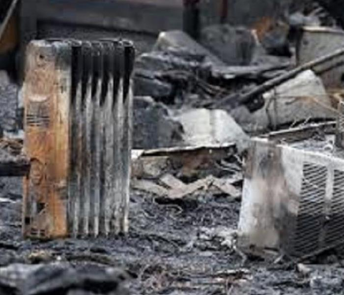 Fire Damage San Antonio Eliminate Heating Hazards This Winter