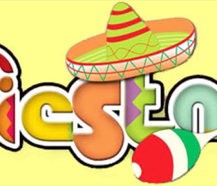 San Antonio Servpro Wants To Know If You Are Fiesta Ready